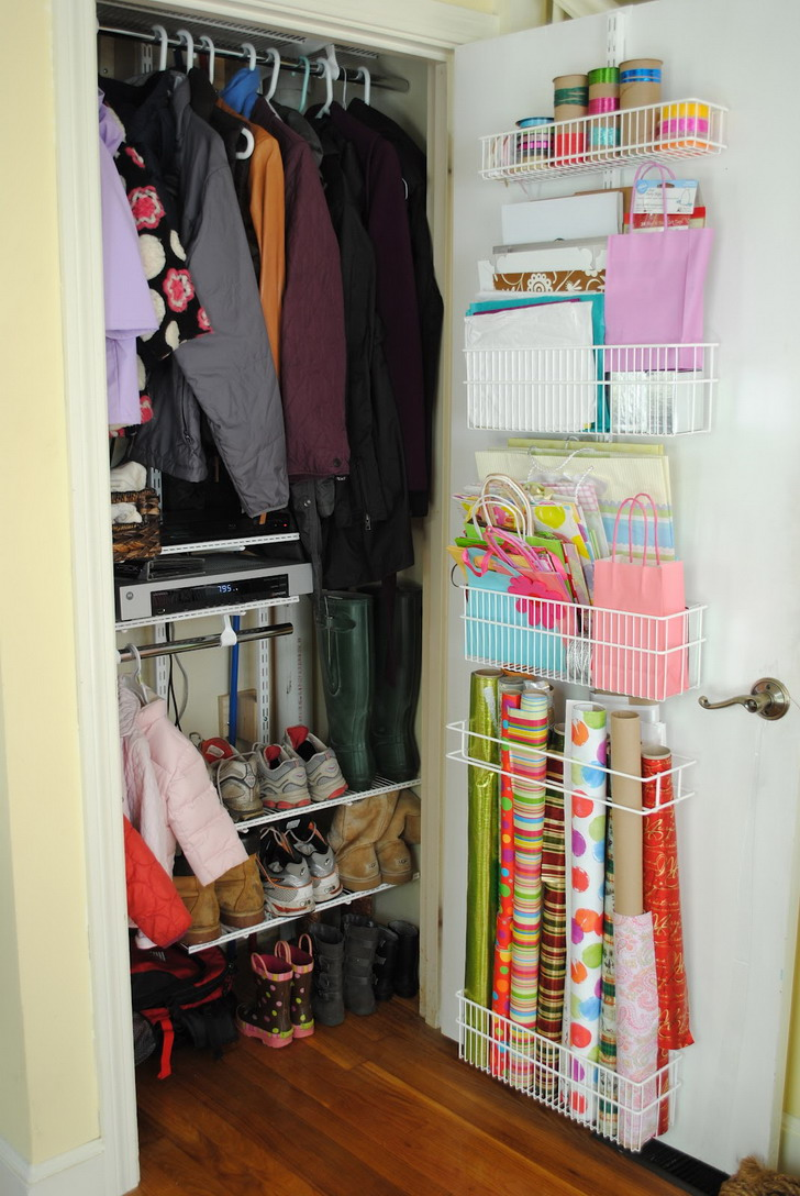 Meet storage your new best friend interiors connected for How to organize your small bedroom closet