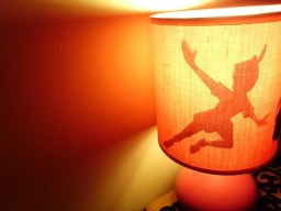 diy-peter-pan-lampshade-shadow